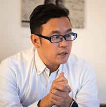 パパママハウス株式会社 取締役営業部長 磯貝征賜氏