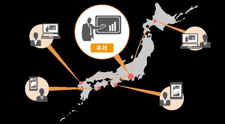 県外の学生へ 静岡の企業の会社説明会を V-CUBE セミナーで配信