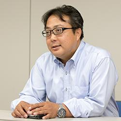 モンテ物産株式会社総務部 情報システムマネージャー 吉澤洋二 氏