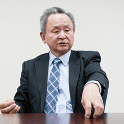 日本経済大学 経済学部長 兼 福岡キャンパス長 八杉 哲 氏