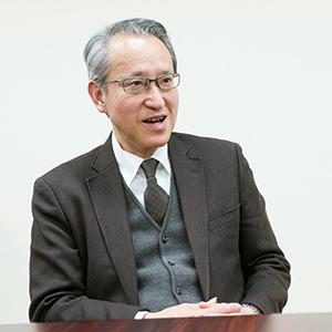 福岡キャンパス 経営学部 経営学科 井上 伸明 氏