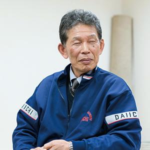 福岡キャンパス 図書館・情報センター 課長 榎元 博幸 氏