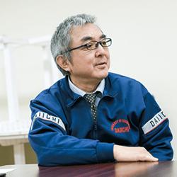 福岡キャンパス 図書館・情報センター 主任 永吉 忠孝 氏