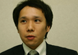 管理本部 情報システム部 BPR推進グループ 宮崎修平 氏