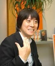 デジタルハリウッド株式会社  デジハリ・オンラインスクール専任講師  栗谷幸助氏