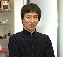 東京本社で品質管理を担当する劉 在松氏
