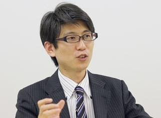 トレイダーズ証券株式会社  経営企画室長 加藤 潤氏
