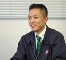 株式会社ジェーシー・コムサ チーフスタッフ   管理本部情報システムグループ 松田 幸治氏