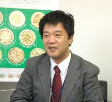 株式会社ジェーシー・コムサ  管理本部情報システムグループ チーフスタッフ  矢島 功氏