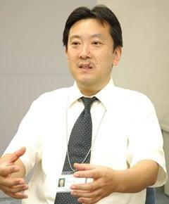 大日本コンサルタント株式会社   ICT統括センター情報システム室係長 牧田 哲氏