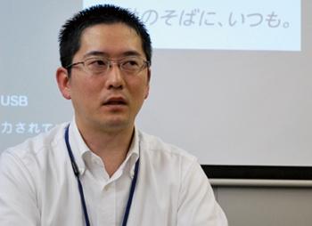 株式会社JTB情報システム 経営企画部  久保 亘担当マネージャー