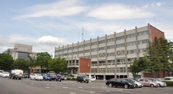郡山市役所・本庁舎
