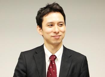 「営業管理システムとシームレスに利用できるメリットは大きい」と高橋氏