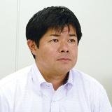 伊予銀行 リテール推進部 課長代理 兒玉洋平氏