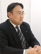 株式会社アインホールディングス 業務サポート本部 情報システム部 情報システム課 係長 菅 健伸氏