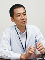 株式会社タカゾノ 大阪本社 管理本部 情報システム部 部長 杉原庸介氏