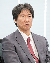 メタウォーター株式会社 経営企画本部 IT企画部 IT推進グループ 主任 森田 岳 氏