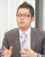 メタウォーター株式会社 経営企画本部 IT企画部 IT推進グループ 山村 浩章 氏