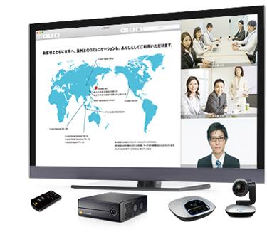 テレビ会議システム 名古屋セミナー用