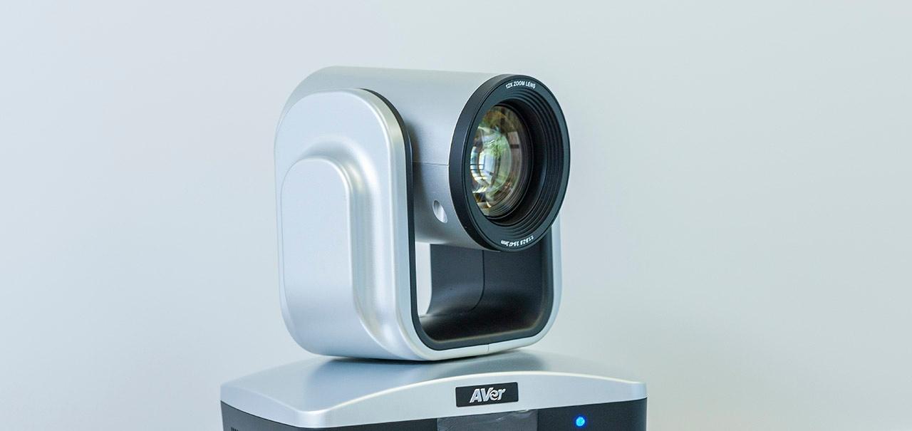 中規模から大規模会議室に適したアバー社製Web会議用USBカメラVC520+の実力を検証する
