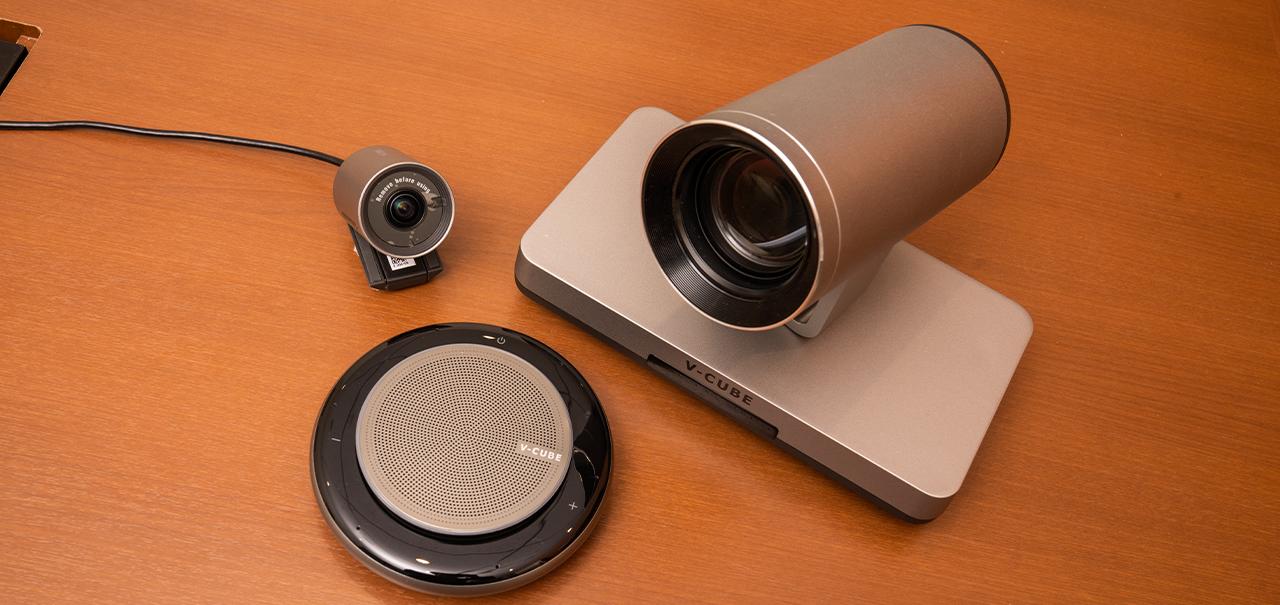 Web会議用カメラはどう選べばいい?人数・機能など選定ポイントを解説