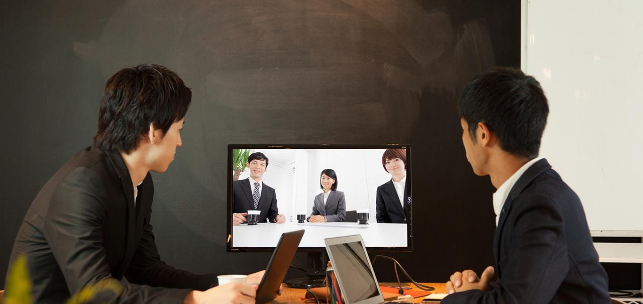 テレビ会議の5つの活用方法・事例を紹介!拠点間の会議以外にも!