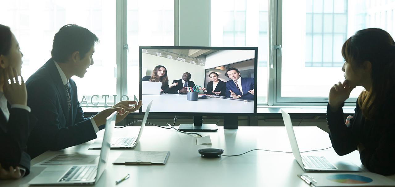 テレビ会議システムはどう選べばいい? Web会議との違いを含めて解説