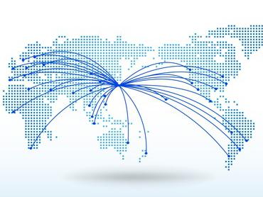 国際間で安定した通信を実現