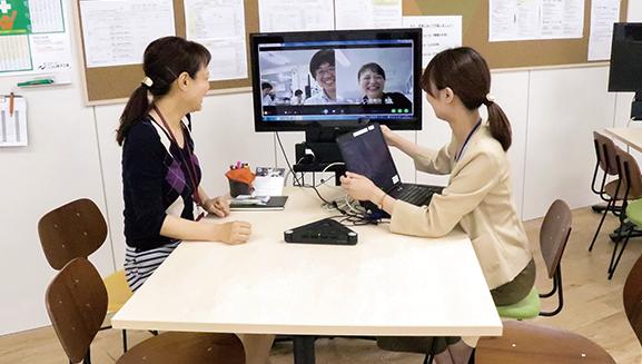 ニシム電子工業株式会社におけるV-CUBE Box + V-CUBE ミーティング活用法
