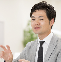 株式会社ワーク・ライフバランス ワーク・ライフバランス コンサルタント 深堀 雅史 氏