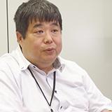 総合企画本部 情報システム部WMS課 課長 遠藤 浩明 氏