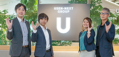 株式会社 USEN(USEN-NEXT GROUP)様
