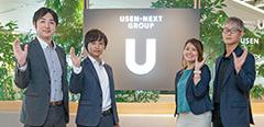 株式会社 USEN(USEN-NEXT GROUP)様