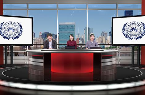 日本模擬国連 様動画を再生