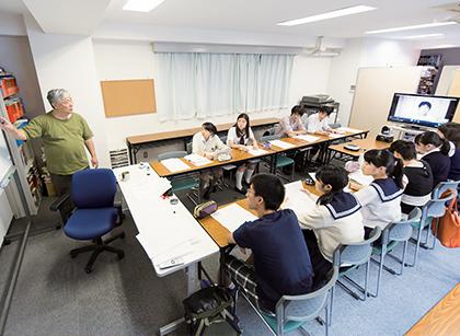 国語専門塾 鶏鳴学園
