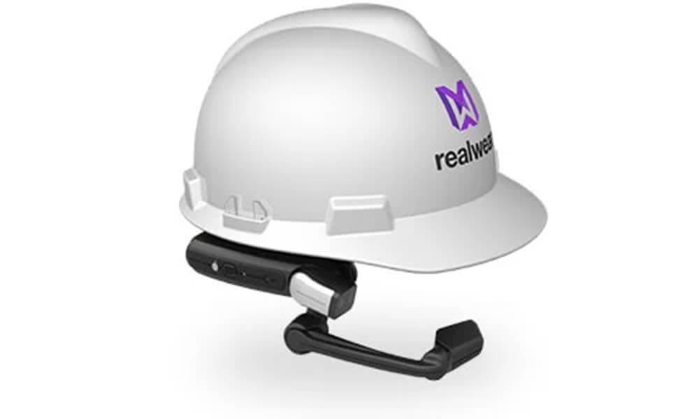 RealWear製音声認識型スマートグラスイメージ