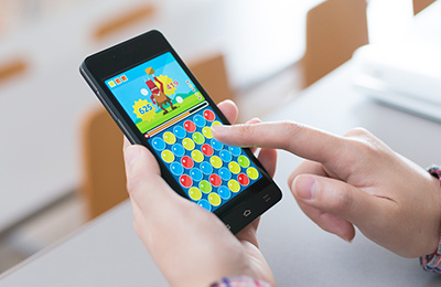 ゲーム実況 モバイル画面配信