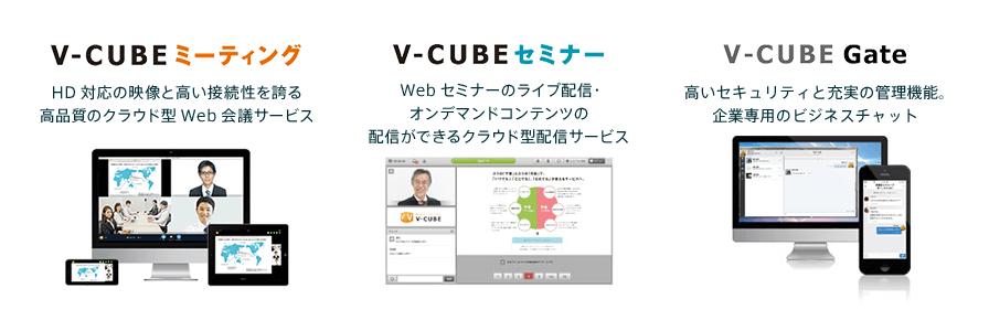 V-CUBE ONE サービス内容