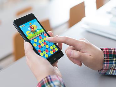 ゲーム実況 ― モバイル画面配信