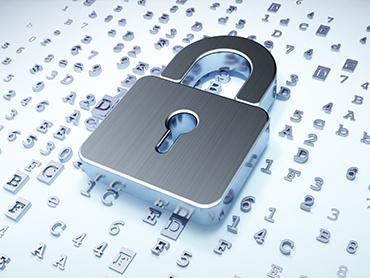 資料の情報漏えい対策も安心