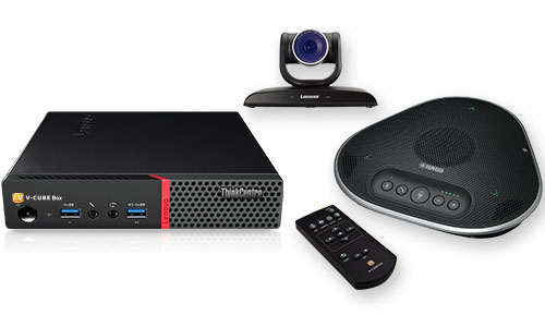 テレビ会議システム V-CUBE Box