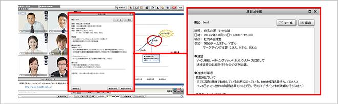 テキストは書記の権限を持ったユーザーが編集できます。書記は交代することも可能です。