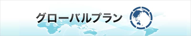 海外拠点間専用ネットワーク グローバルプラン