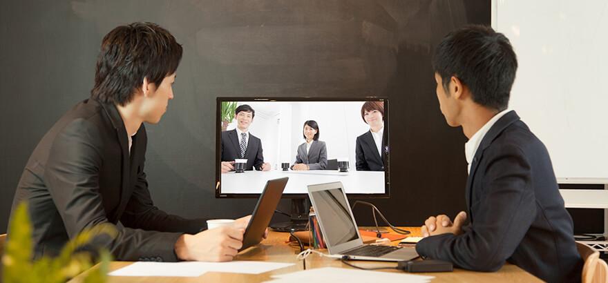 ビデオ 会議