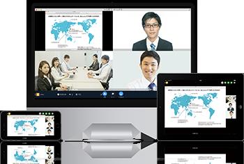 Web会議のイメージ