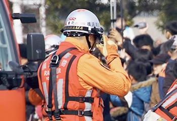 新しい情報共有の仕組みにより災害時のオペレーション力を強化