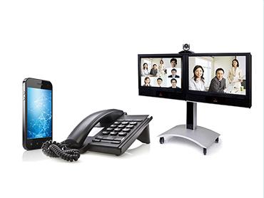 テレビ会議や電話との連携