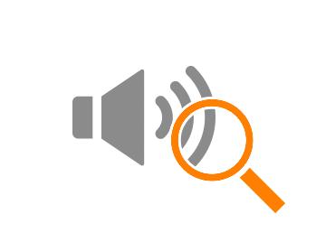 音声を検索するスピーチサーチ