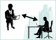 Web会議で社内外の意思決定を迅速化