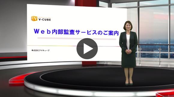 保険代理店向け Web内部監査サービス説明動画